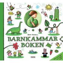 Den Gröna Barnkammarboken  (inbunden)