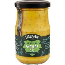 Druvan Marinated Salmon Sauce