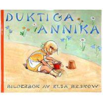 Elsa Beskow - Duktiga Annika