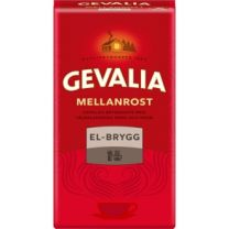 Gevalia Kaffe - El-Brygg Mellanrost