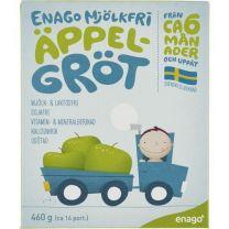 EnaGo Mjölkfri Äppelgröt - 6 Mån