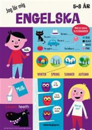 Jag Lär Mig Engelska (5-8 År)