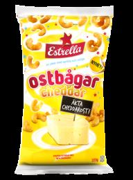 Estrella Ostbågar Cheddar