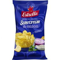 Estrella Chips - Sourcream & Onion