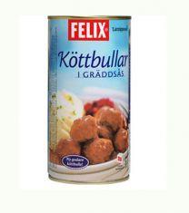 Felix Köttbullar i Gräddsås