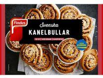 Findus Svenska Kanelbullar