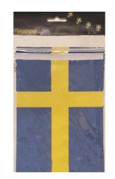 Girland Sverige flagga