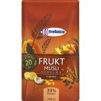 Frebaco Müsli - Frukt