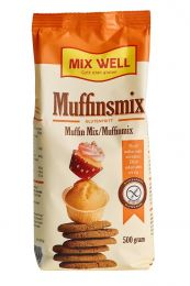 Mix Well Glutenfri Våffelmix