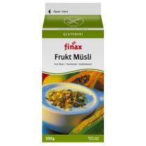 Finax Glutenfri  - Fruktmusli