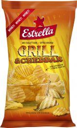 Estrella Chips - Grill & Cheddar