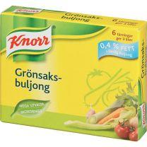 Knorr Buljong - Grönsaksbuljong