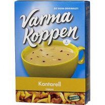 Varma Koppen - Kantarell