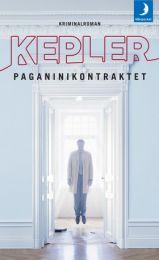 Lars Kepler - Paganinikontraktet