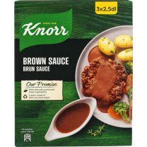Knorr Såser Mix - Brunsås