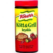 Knorr Kött & Grillgrydda