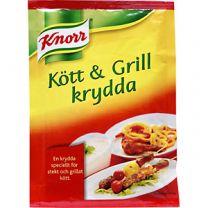 Knorr Kryddor - Kött och Grillkrydda Påse