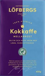 Löfbergs Lila Kokkaffe Mellanrost