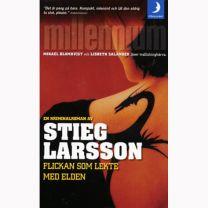 Larsson Stieg - Flickan Som Lekte Med Elden
