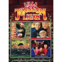 Lilla Jönssonligan BOX 4 Filmer