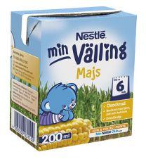 Nestle Majsvälling Drickfärdig - 6 Mån