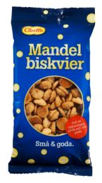 Cloetta Mandelbiskvier