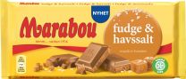 Marabou Mjölkchoklad Fudge & Havssalt