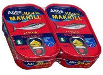Abba Mästarmakrill 2-pack