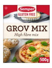 Semper Glutenfri Mix Grov