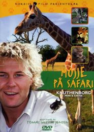 Mojje På Safari (DVD)