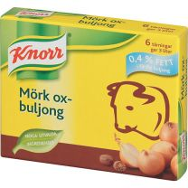 Knorr Buljong - Mörk Oxbuljong