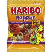 Haribo Nappar Mix StorPåse