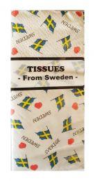 Pappersnäsdukar Sweden