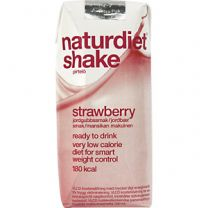 NaturDiet Shake - Jordgubb