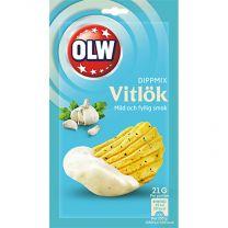 OLW DippMix -  Vitlök