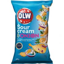 OLW Chips - Sourcream & Onion