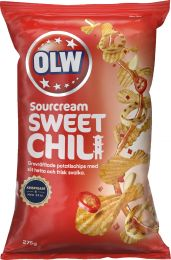 OLW Chips - Sourcream & Sweet Chili
