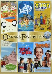 Oskars Favoriter/6 Barnfilmer (DVD)