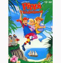 Pippi Långstrump Tecknat (DVD) - Pippi i Söderhavet