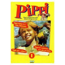 Pippi Långstrump - DVD 1