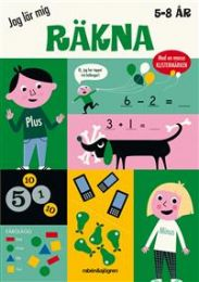 Jag Lär Mig Räkna  (5-8 År)