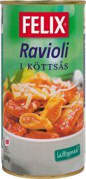 Felix Ravioli i Köttsås