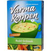 Varma Koppen - Redd Grönsakssoppa
