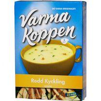 Varma Koppen - Redd Kycklingsoppa