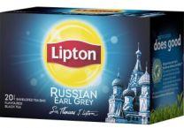 Lipton Russian Earl Grey Te Påse