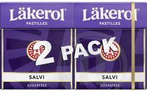 Läkerol Salvi 2-pack