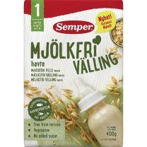 Semper Mjölkfri välling - 12 mån