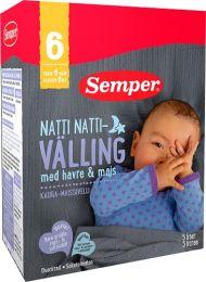 Semper Natti Natti Välling - 6 mån