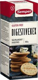 Semper Glutenfri - Digestivekex