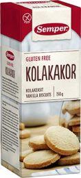 Semper Glutenfri - Kolakakor